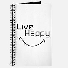 Live Happy Journal