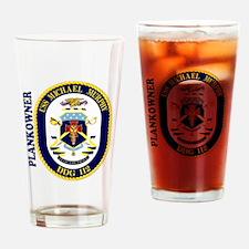USS Murphy Plankowner Drinking Glass
