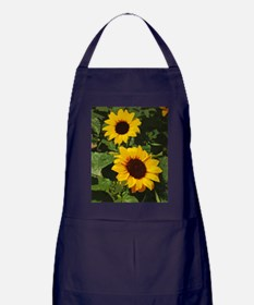 Cute Botanical Apron (dark)