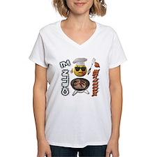 Chillin & Grillin-Design 2 Shirt
