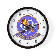 USS Franklin D. Roosevelt CVB-42 Wall Clock