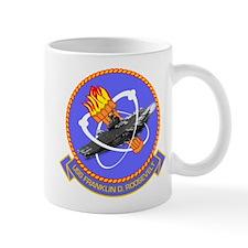 USS Franklin D. Roosevelt CVB-42 Mugs