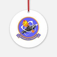 Uss Franklin D. Roosevelt Cvb-42 Ornament (round)