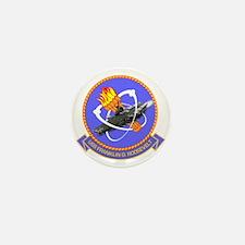 Uss Franklin D. Roosevelt Cvb-42 Mini Button