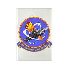 Uss Franklin D. Roosevelt Cvb-42 Magnets