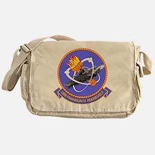 Uss Franklin D. Roosevelt Cvb-42 Messenger Bag