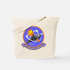 Uss Franklin D. Roosevelt Cvb-42 Tote Bag