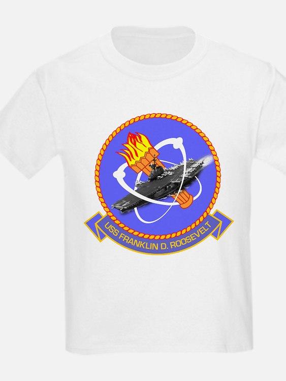 USS Franklin D. Roosevelt CVB-42 T-Shirt