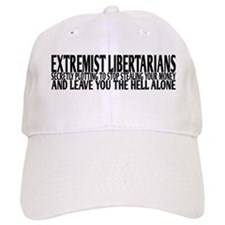 Extremist Libertarians Baseball Baseball Baseball Cap