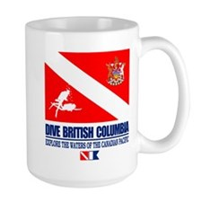 Dive British Columbia Mugs