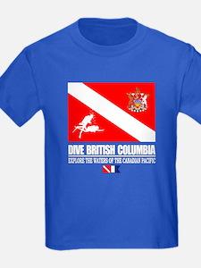 Dive British Columbia T-Shirt