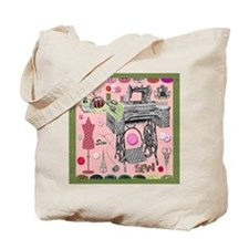 Sew-Sew Tote Bag