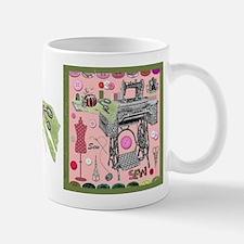 Sew-Sew Mug Mugs