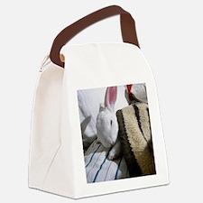 Unique Bree Canvas Lunch Bag