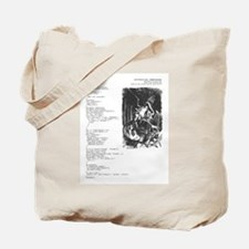 AS Jabberwocky Tote Bag