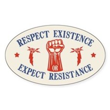 Expect Respect Bumper Stickers