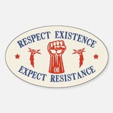Expect Respect Decal