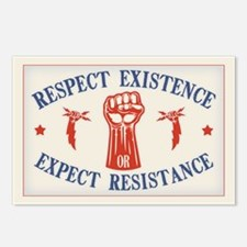 Expect Respect Postcards (Package of 8)