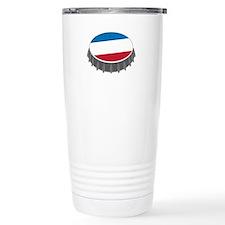 Bottle Cap Travel Mug