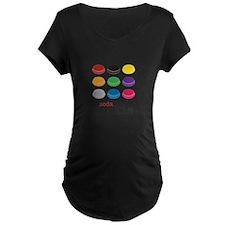 Soda Junkie Maternity T-Shirt