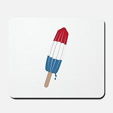 Popsicle Rocket Mousepad