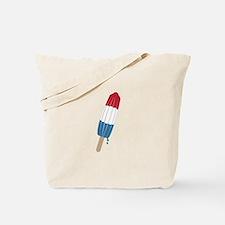 Popsicle Rocket Tote Bag