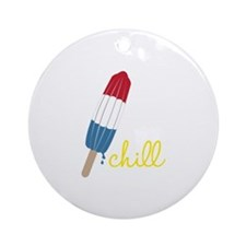 Chill Ornament (Round)