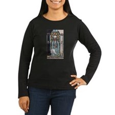 The High Priestess Tarot Card Long Sleeve T-Shirt