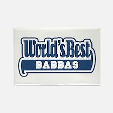 WB Dad [Greek] Rectangle Magnet