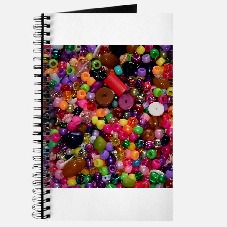 Colorful Beads - Crafty Journal