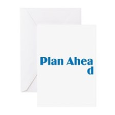 Plan Ahead Greeting Cards (Pk of 10)