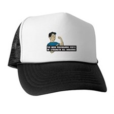 Feats of Strength Trucker Hat