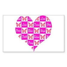 BUTTERFLY LOVE Decal