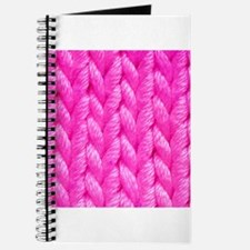 Pink Kniting - Crafty Journal