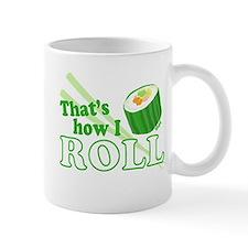 How I Sushi Roll Mug