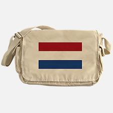Netherlands Flag Messenger Bag