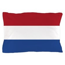 Netherlands Flag Pillow Case