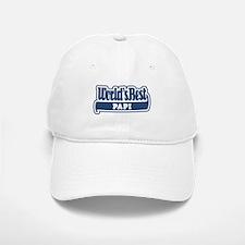 WB Dad [German] Baseball Baseball Cap