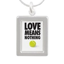 LOVE MEANS NOTHING - TENNIS Necklaces