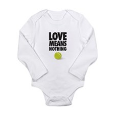 LOVE MEANS NOTHING - TENNIS Body Suit