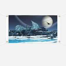 Ice Dragon Banner