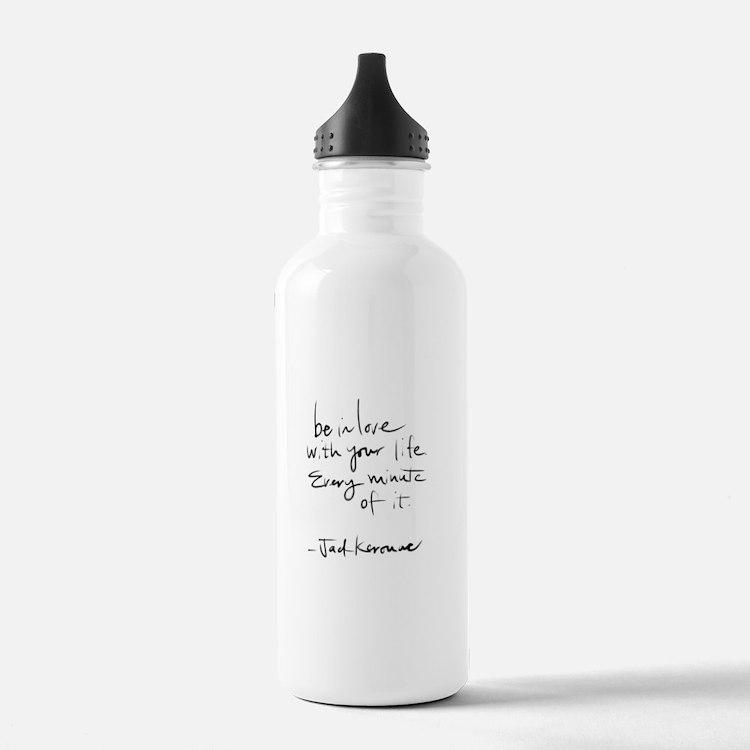Kerouac Water Bottle
