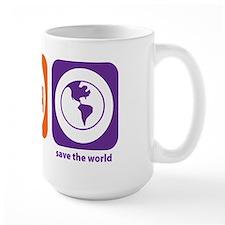 Eat Sleep Save Mug