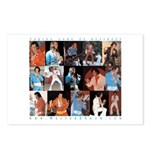 WalterEShow Postcards (Package of 8)