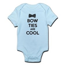 Bow Ties Are Cool Infant Bodysuit