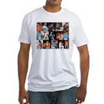 WalterEShow Fitted T-Shirt