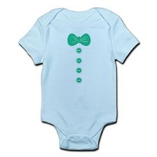 Formal Bow Tie Infant Bodysuit