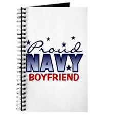 Proud Navy Boyfriend Journal