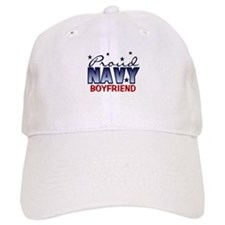 Proud Navy Boyfriend Baseball Cap