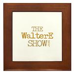 WalterEShow.com Official Merc Framed Tile